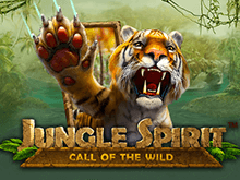 Jungle Spirit: Call Of The Wild от Netent: играйте онлайн
