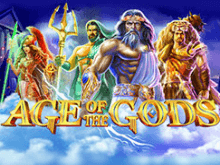 Слот Age Of The Gods